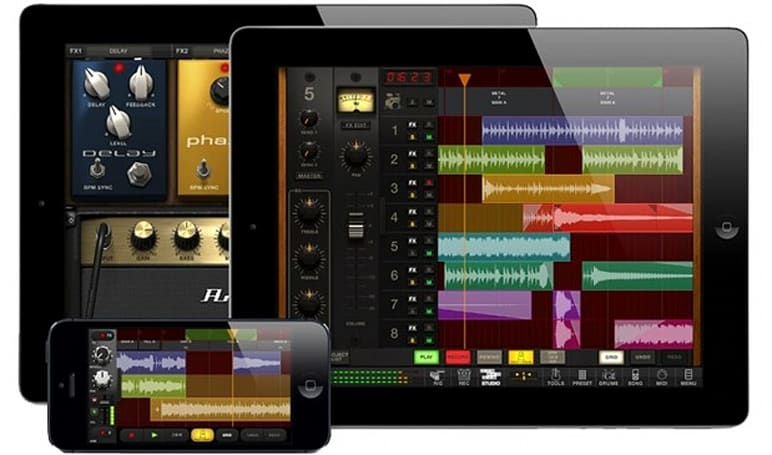 IK Multimedia intros AmpliTube 3.0 with timeline editing, ships iRig HD