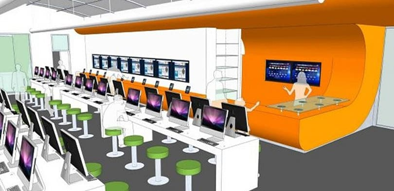 San Antonio launching 'bookless' BiblioTech library in fall, places its eggs in digital basket
