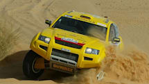 OSCar eO will bring EVs to the Dakar rally (video)