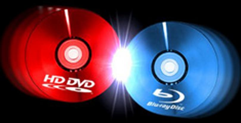 Retailers seek to promote HD DVD / Blu-ray titles equally