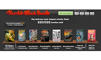 Humble Bundle goes literary, offers octuplet of books at a humble price