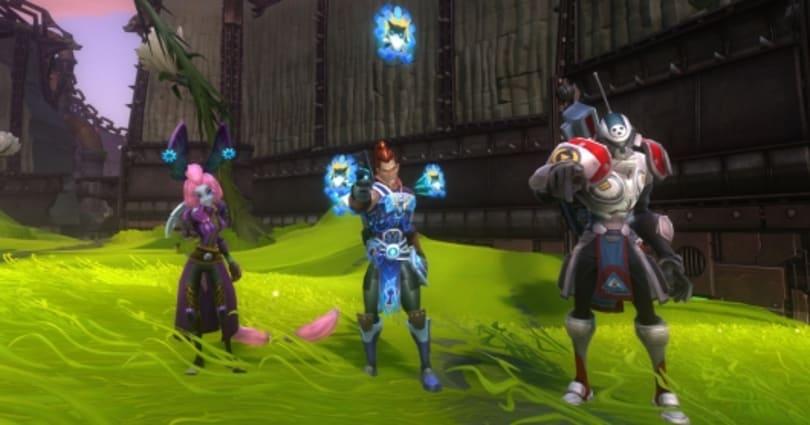 WildStar offers straight talk on its guild mechanics