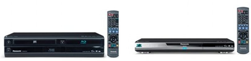 Panasonic gets official with DMP-BD60, DMP-BD80 and DMP-BD70V Blu-ray players
