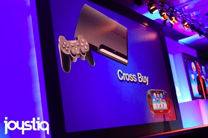 Sony's 'Cross Buy' promo headed to North America and Europe, Japan undecided