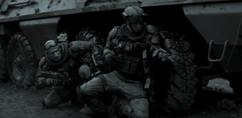 Watch the entire Ghost Recon Alpha short film