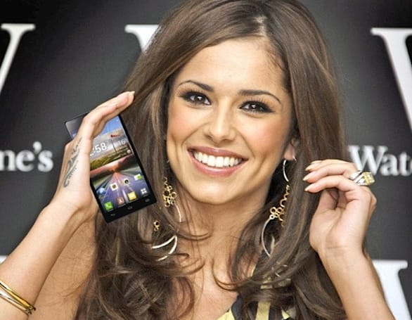 Phones4U now accepting pre-orders for LG's Optimus 4X HD, first 50 gets Cheryl Cole tickets