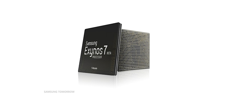 Samsung reveals high-end, low-power chips for midrange phones