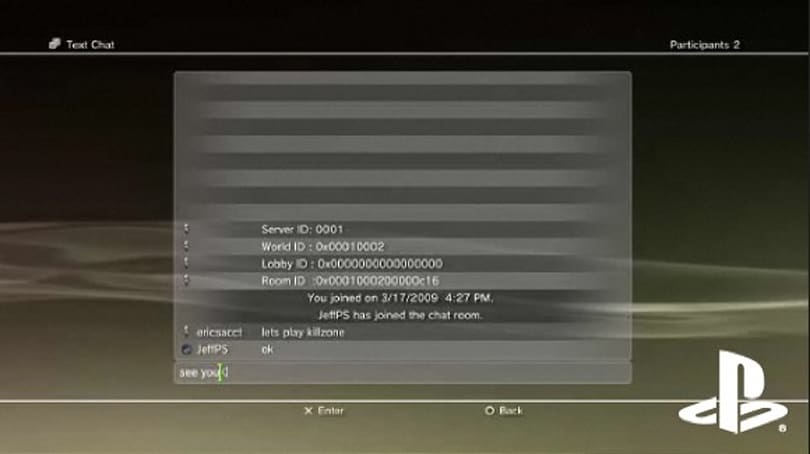 PS3 firmware 2.70 brings 16-player in-game text chat [update]