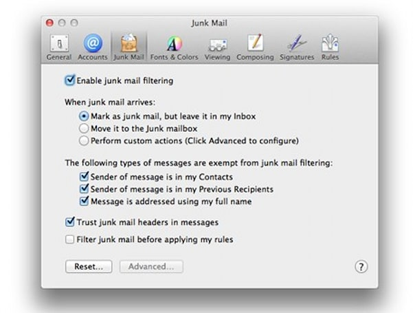 Mac 101: Beef up your spam filters in Mail (video)