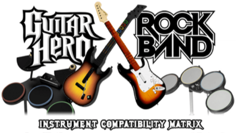 Joystiq's updates the Instrument Compatibility Matrix