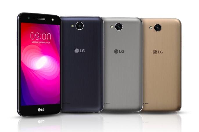 LG 推出主打续航的 X power2 手机