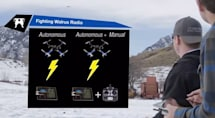 Fighting Walrus Radio turns your iPad or iPhone into a UAV controller (video)
