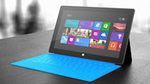 Microsoft Surface for Windows RT pricing now official: tablet starts at $499, keyboard not included