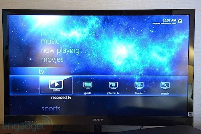 CES 2012: HDTV and connected devices round-up