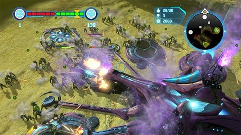 Halo Wars getting four new maps, four new achievements