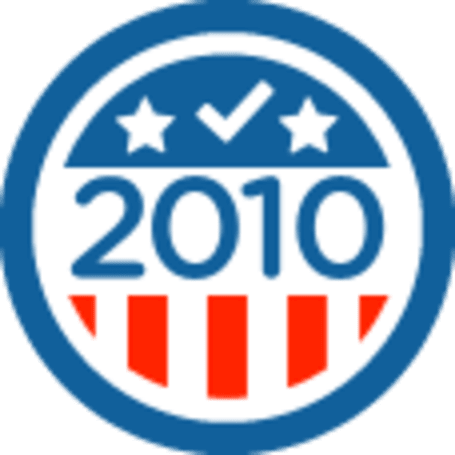 "Foursquare debuts special ""I voted"" badge for 2010 midterm election"