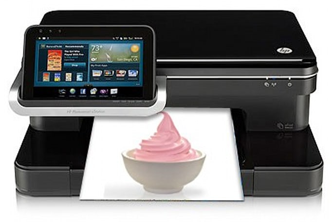 HP's Zeen tablet gets Android 2.2 Froyo update, finally (video)