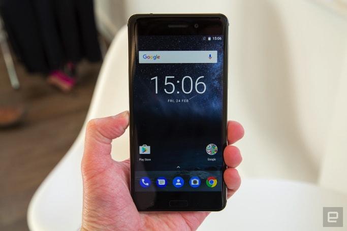 这三只新的 Android 手机,将帮助 Nokia 重启智能手机之路