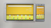 auがQua phoneとQua tab 02発表、基本性能が充実したスマートフォンとタブレット
