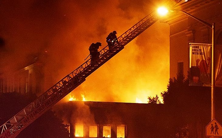 Wayback Machine web archive survives destructive fire but needs help to recover