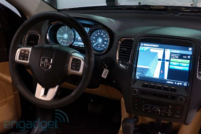 Garmin's K2 'glass cockpit' will change the way you interact with your car, we go hands-on at CES (video)