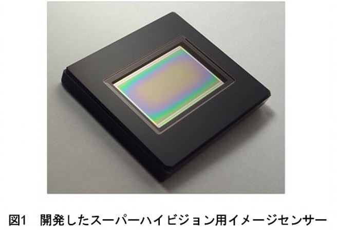 NHK's new Super Hi-Vision sensor captures 8K at 120fps, fast enough for Usain Bolt?