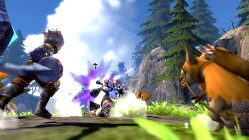 PAX East 2011: Hands-on with Nexon's Dragon Nest and Vindictus
