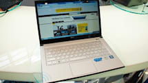 Spotted at IDF: NEC's lightweight LaVie Z Ultrabook (hands-on video)