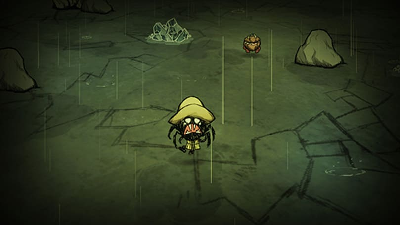 Joystiq Streams: Turkeys will pay in Don't Starve Reign of Giants [UPDATE: Relive the stream!]