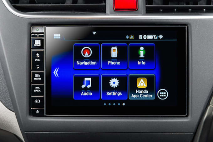 Next year's Hondas will have Tegra and Android inside