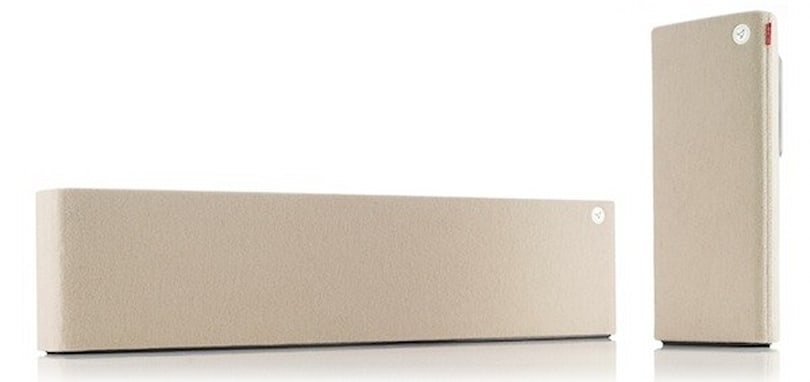 Libratone Live and Lounge AirPlay speakers now available in the US