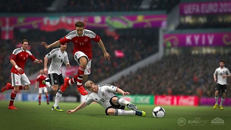 FIFA 12 storms up the UK charts