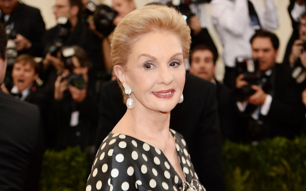 Top 9 at 9: Carolina Herrera says New Yorkers have 'horrendous' style, & more news