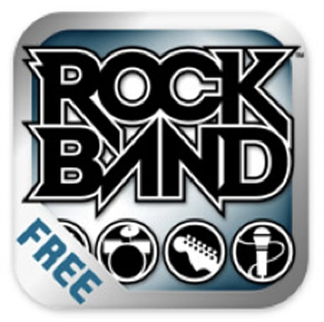Rock Band Free launches on iPhone