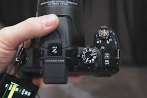 Nikon Coolpix P520 and L820 Hands-On