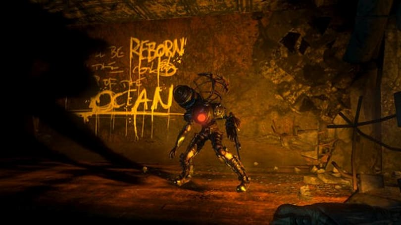 German site unloads BioShock 2 screens