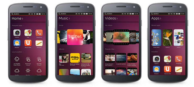 A stable version of Ubuntu's mobile OS is available now... if you own a Nexus 4