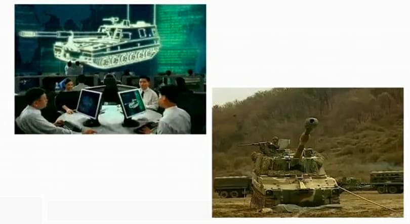 CNET shows us Samsung's history, talent for building tanks (video)