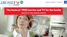 Tesco experiments with free movie and TV streaming for Clubcard members