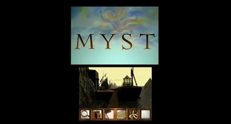 Myst 3D video shows off Myst, not so much 3D