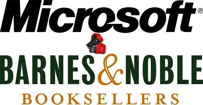 ITC judge throws out Barnes and Noble's patent defense against Microsoft