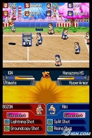 Super Dodgeball Brawlers sped up for American release