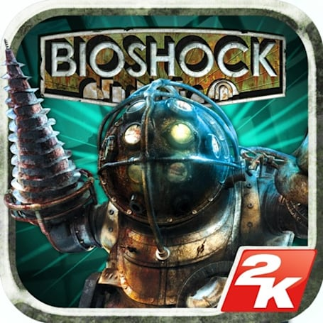 BioShock iOS available tonight, priced at $14.99