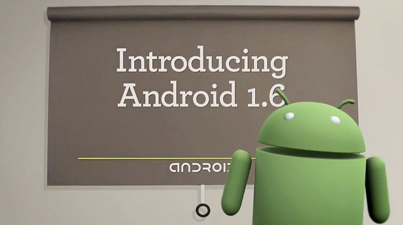 Android 1.6 update for Dev Phone 1 now available