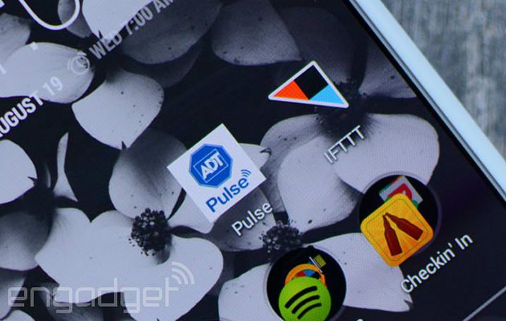 ADT wants to automate your home with the help of IFTTT