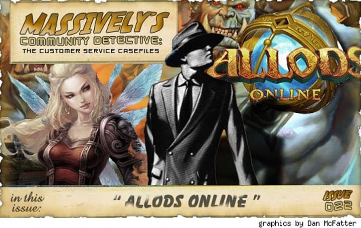 Community Detective Issue #22: Allods Online [Updated]