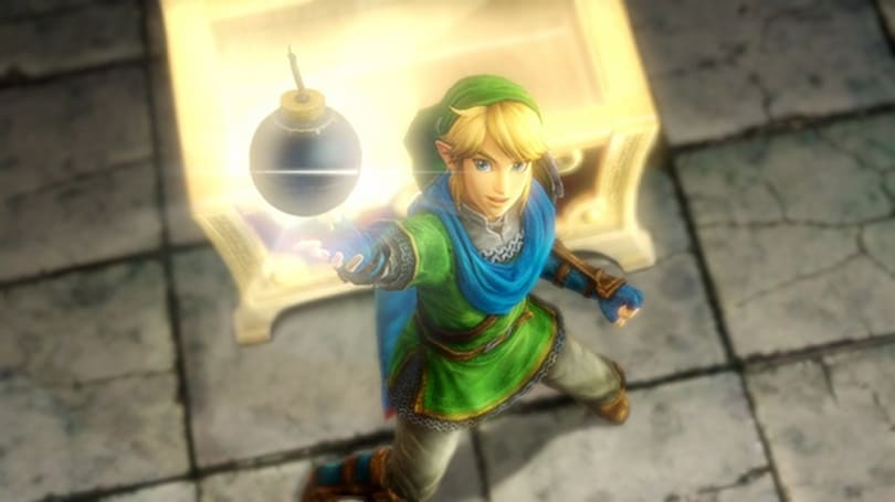 Miyamoto stopped Hyrule Warriors from being more Zelda than Dynasty Warriors