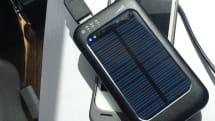 Bracketron Xventure Xolar 3000: Power your iPhone with the sun