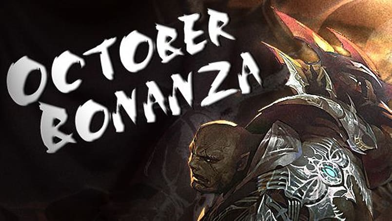 Lineage II celebrates Play Your Way with October Bonanza