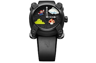 This Super Mario Bros. watch will cost you $18,950
